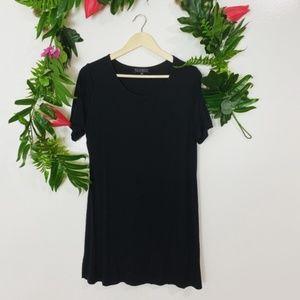 ELOQUII black side slit blouse ✨plus size 14/16